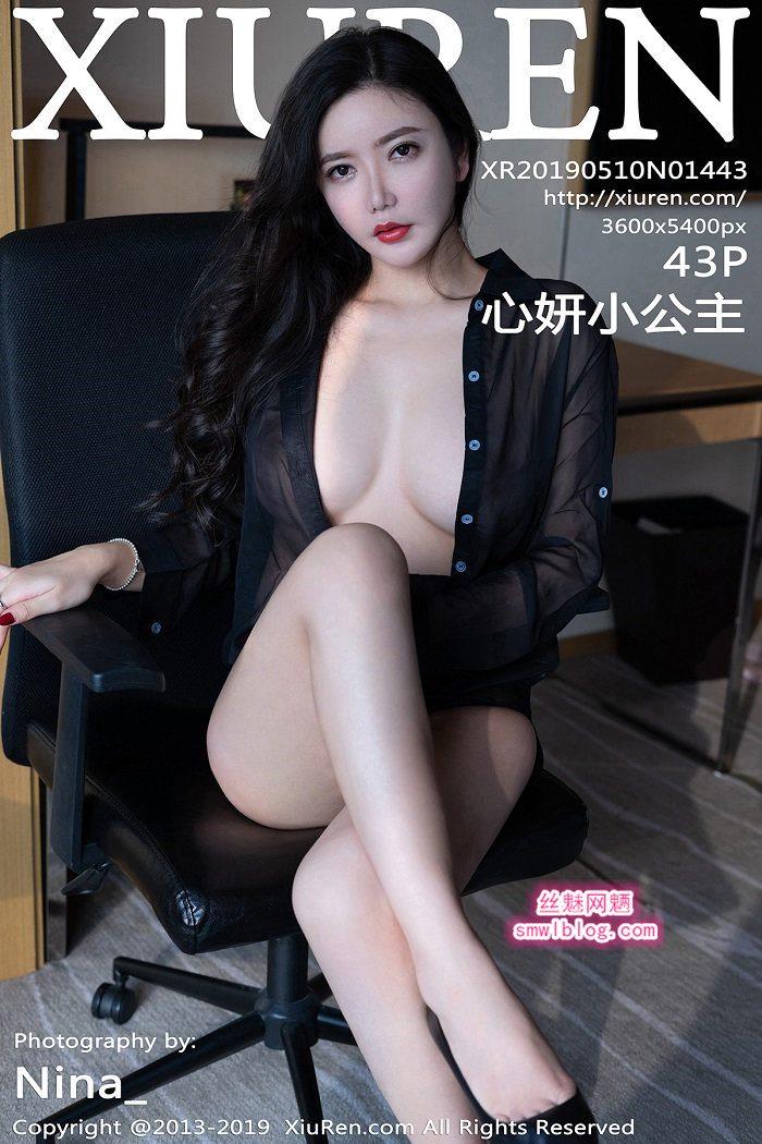 [XIUREN秀人网]XR20190510N01443 2019.05.10 心妍小公主[43+1P/186M]